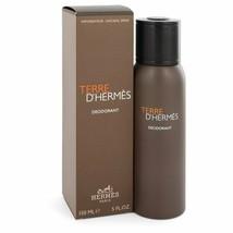 Terre D'hermes Cologne By  HERMES  FOR MEN  5 oz Deodorant Spray - $53.20