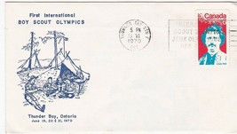 FIRST INTERNATIONAL BOY SCOUT OLYMPICS THUNDER BAY ONTARIO JUNE 19 1970  - $1.98