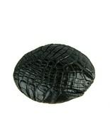 Faux ALLIGATOR Leather Belt Buckle - $12.82