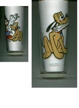 Disney PLUTO lot GLASS/plastic pin/DOGGIE BAG/PVC figure/TOMY WIND UP TO... - $18.00
