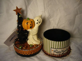 Bethany Lowe Happy Haunting Ghost on Box  image 3
