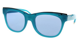 New Authentic Tory Burch Sunglasses Women TY 9043 Blue 152372 TY9043 53mm - £88.78 GBP