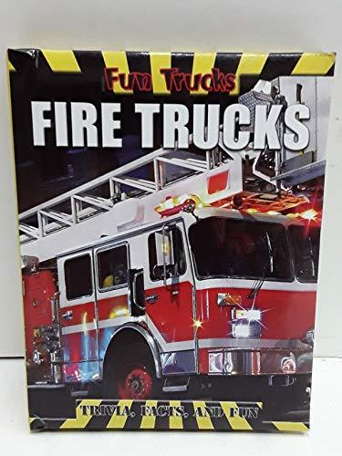Primary image for Fire Trucks (Fun Trucks) [Hardcover] Trivia, Facts, and Fun