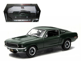 "1968 Ford Mustang GT Fastback Green (Steve McQueen) \""Bullitt\"" (1968) M... - $30.34"