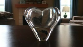 "Rosenthal Heart Vase Coin Bank 4"" - $20.78"