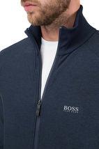 Hugo Boss Men's Slim Fit Zip Up Sweatshirt Track Jacket Sicon 50392858 Navy image 3
