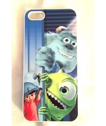 **Cute Disney Monsters Inc. Cell Phone Case Fits iPhone 5 New - $5.93