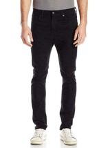 Levi's Boys' Big 510 Skinny Fit Jeans, Black Stretch, 18 - $28.70