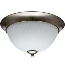 Lithonia Lighting 11545 BNP M4 9-Inch 2700k Fluorescent Elliptis Semi-Flush Moun - $14.85