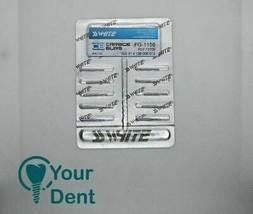 Dental Carbide Surgical Burs FG-1158 Of SSWhite 5/10pcs- Free Shipping - $13.53+