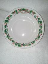 Sango Noel 9 Inch Christmas Vegetable Bowl 1990 - $25.00