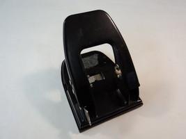 Standard Two Hole Paper Punch 6in L x 5in W x 5in D Black - $13.75