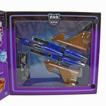Transformers G1 | DIRGE | Commemorative Series 7 VII | DECEPTICON | Hasbro 2003 image 8