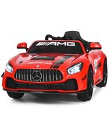 12V Mercedes Benz AMG Licensed Kids Ride On Car with 2.4G Remote Control... - $465.95