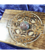 Magick Spell Box Enchants Paranormal Protection Talismans & Charms! - $179.99