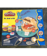 Play-Doh HASBRO Doctor Drill 'n Fill 2009 - Brand New Complete Sealed Game - $19.79