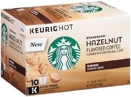 Starbucks Hazelnut Keurig K-Cups - $15.69