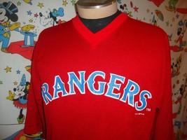 Vintage Texas Rangers Baseball MLB 90's 1997 Mesh Jersey Sz XL - $19.79