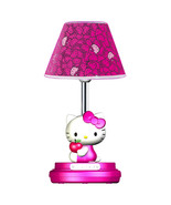 Hello Kitty Table Lamp- Magenta - $51.94