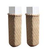 Kylin Express 24 Pcs Chair Leg Pad Furniture Knit Socks Pineapple Patter... - $18.98