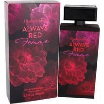 Always Red Femme Perfume  By Elizabeth Arden for Women 3.3 oz Eau D... - $30.35