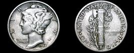 1944-P Mercury Dime Silver - $5.99