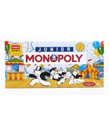 Funskool Junior Monopoly Board Game 2-4 Players Indoor Game Age 5-8 Years - $24.00