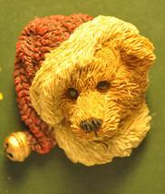 Boyds Bears & Friends: BEARWEAR - Santabear - Brooch Pin 26101 image 2