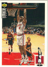 1994-1995 Upper Deck Collector's Choice Card Charles Jones #361 LA Clipp... - $1.97