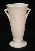"""Old Vintage 1935 Roseville Art Pottery Velmoss II 14"""" Floor Vase #722 So... - $346.49"""
