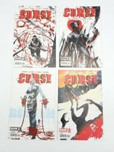 Curse 1 2 3 4 Complete Set 1-4 First Print Boom! Studios Comic Book Lot - $29.02