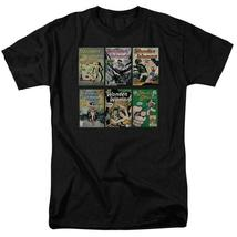 Wonder woman t shirt dc comic book covers batman superhero cotton tee dco545 thumb200
