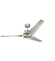 Kichler 330010NI Motu Ceiling Fans 60in Brushed Nickel Steel - $279.00