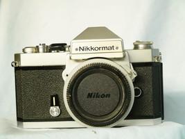 Nikon Nikkormat FT2 Mechanical SLR Camera   - Nice RETRO Manual Camera - - $65.00