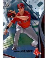 Bobby Dalbec 2017 Bowman Platinum Prospect Card #TP-BD - $1.50
