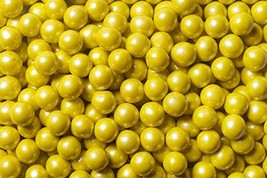 Sixlets Shimmer Yellow 4lb - $23.30