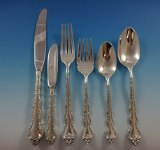 Feliciana by Wallace Sterling Silver Flatware Set For 8 Service 56 Pieces - $3,400.00