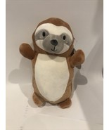 """Squishmallow 10"""" Hug Mee Kenneth 3D Standing Sloth Soft Plush New - $13.95"""