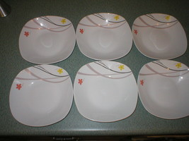 """Set of 6 Tabletops Unlimited PISA Pasta Soup Cereal Bowl 8 3/8"""" Diam x 1... - $16.59"""