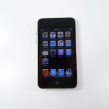 Apple Ipod Touch 2nd Generation A1288 8gb Black  - $22.49