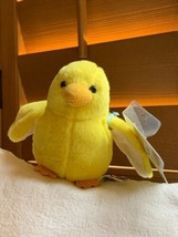 "Ganz Webkinz Lil'Kinz YELLOW CANARY BIRD 6"" Plush Stuffed Animal Used W/... - $17.77"