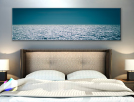 Single panel Art Canvas Print Nature beach trop... - $54.99 - $94.99