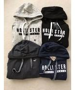 New Hollister by Abercrombie Women Graphic Full zip Hoodie sweatshirt - $26.01