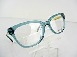 Nine West NW 8006 (320) Crystal Teal 50 x 17 135 mm  Eyeglass Frames - $58.87