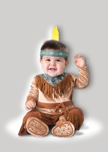 InCharacter Sweet Dream Catcher Indian Infant Toddler Halloween Costume 16068 - $38.18