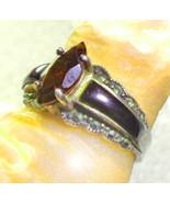 HAUNTED ALBINA'S RING WHATEVER YOU DESIRE EXTREME MAGICK ALEXANDRIAS TRE... - $333.33