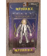 NECA Beetlejuice 7 inch Action Figure New In The Package - $99.99