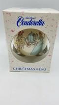 Schmid Collectors Gallery Walt Disney's Cinderella 1993 Christmas Ornament - $16.78