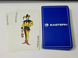 Eastern Airlines U.S. Playing Card Company Deck of Playing Cards   (#47) image 1