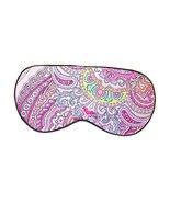 Natural Silk Sleep Mask & Blindfold Sleeping Eye Mask Travel Eye Mask, E - $16.37